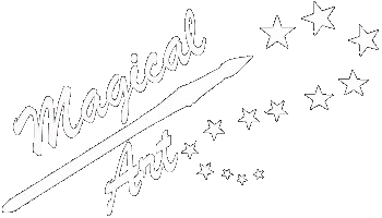 Magical art
